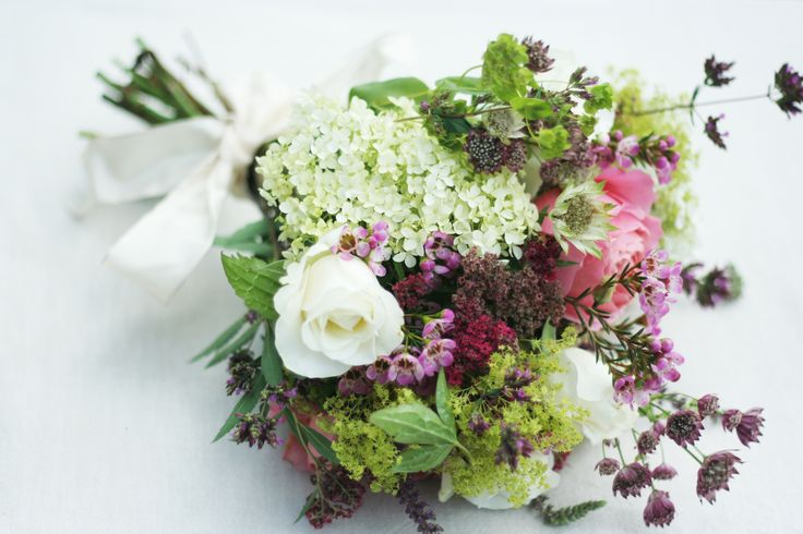Small country bouquet