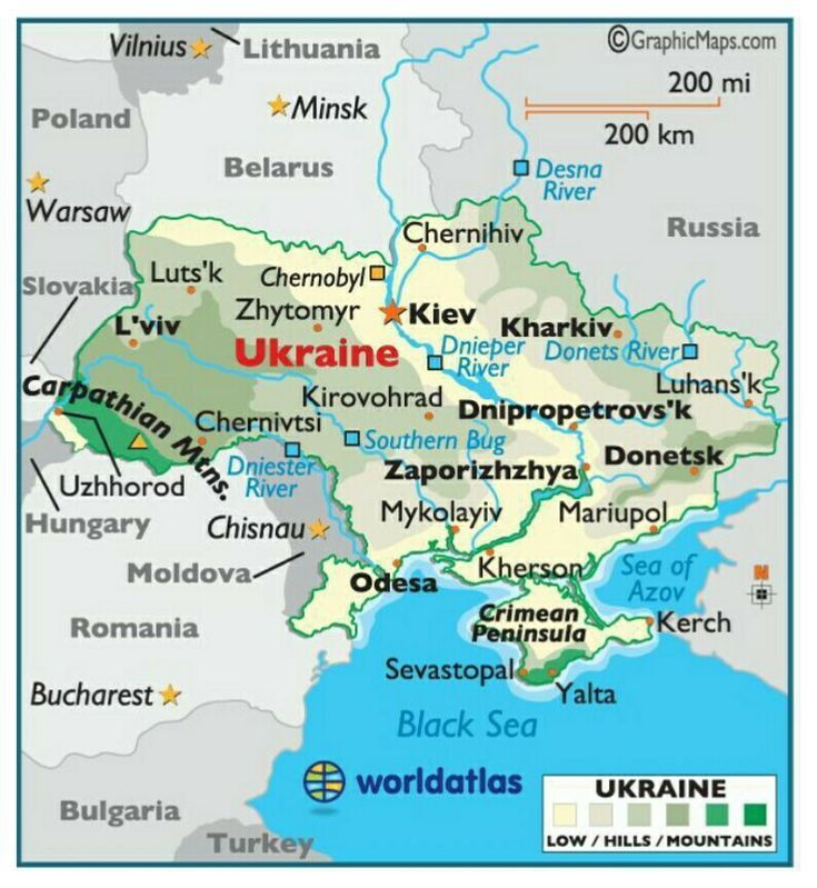 Ukraine Map Ukraine Ukraine Karte Carte De L Ukraine Mapa De Ucrania Ukraine Culture Ukraine Travel Kiev Ukraine In 2020 Ukraine Ukraine Country Travel