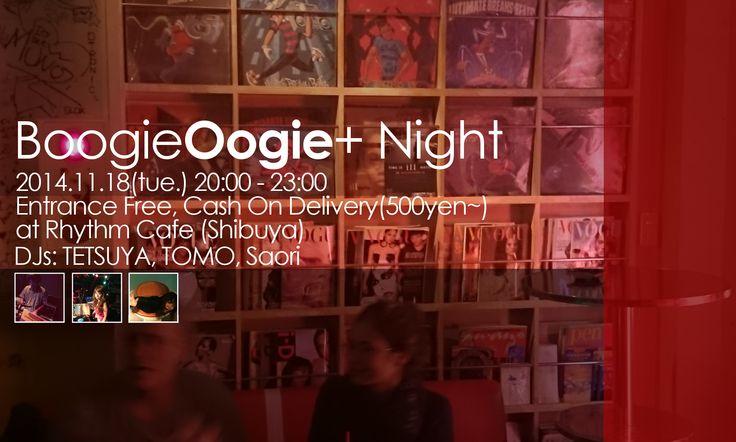Boogie Oogie+ Night#10