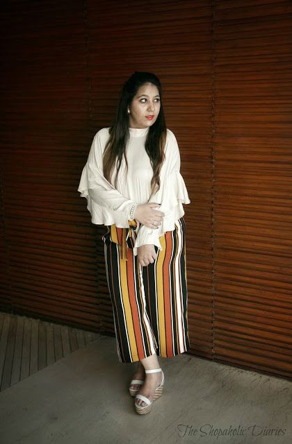 OOTD : Back to Work Look 2017 | What to Wear to Work this Winter | The Shopaholic Diaries - Indian Fashion, Shopping and Lifestyle Blog !