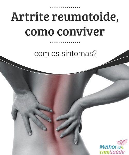 Artrite reumatoide, como conviver com os sintomas?   Também conhecida como artrite degenerativa, anquilosante ou ainda artrite infecciosa crônica, a artrite reumatoide é uma doença crônica, inflamatória e de origem autoimune