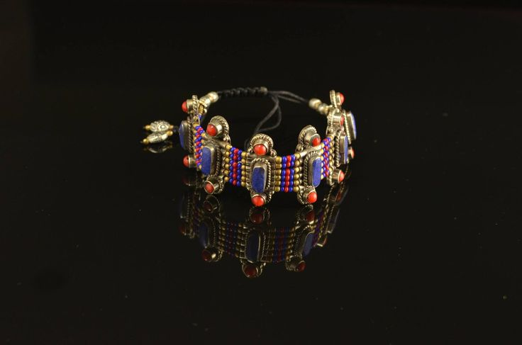 Beautiful Ethnic Nepali Tibetan Bracelet