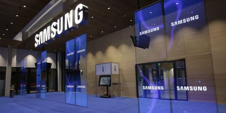 Samsung joins the self-driving car race as it preps for check