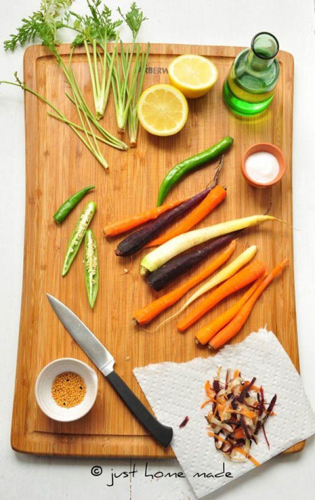 Хрустящие индийские маринованные морковные палочки. Обсуждение на LiveInternet - Российский Сервис Онлайн-Дневников