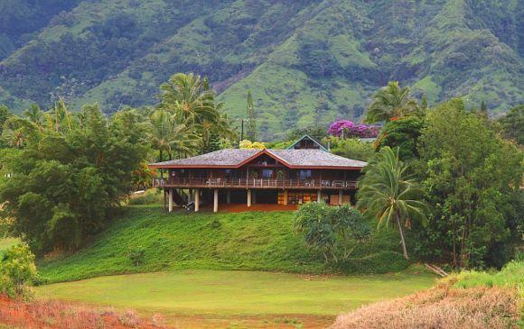 Lake View Home Design – Kauai, Hawaii   Beach & Waterfront Homes ...