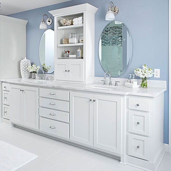 Bathroom Paint Ideas In Most Popular Colors: 157 Best Bathroom Ideas Images On Pinterest