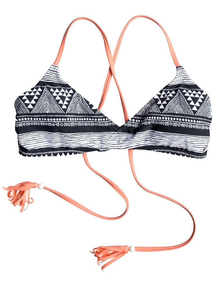 Roxy Athletic Tri Bikini Top online kaufen bei blue-tomato.com