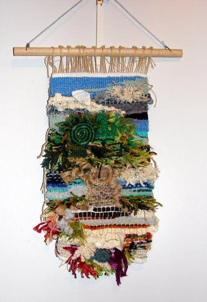 weaving art - Google Search