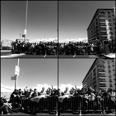 O meu iPad veste Prada: No Rock In Rio Lisboa 2012 - Primeiro dia e os Met...