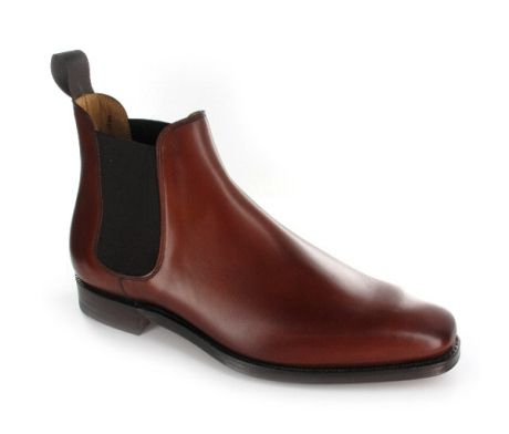 Crockett and Jones Chelsea 3 (Chestnut)