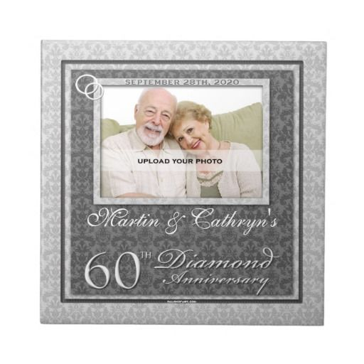 21 best 60Th Wedding Anniversary Gifts images on Pinterest | 60 ...