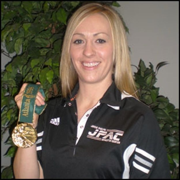Jaycie Phelps now: 32-years-old | Where Are They Now: The 1996 US Gymnastics Team