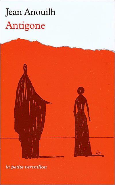 Antigone de Jean Anouilh #théâtre #classics #classicbooks