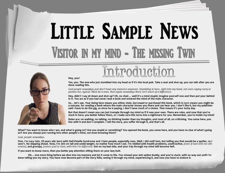 Tidbit newsletter introduction