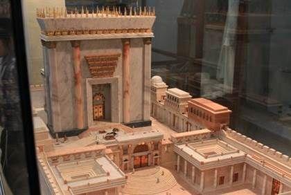 Activists Call to Rebuild Third Temple on Tisha B'Av   - Model of Third Temple (illustration) http://www.israelnationalnews.com/News/News.aspx/198549#.VbMFsPlVikr