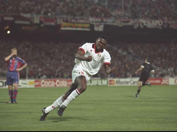 Marcel Desailly, AC Milan (1993–1998, 137 apps, 5 goals)