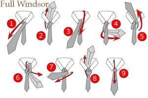 Comment nouer sa cravate façon 1920 ?
