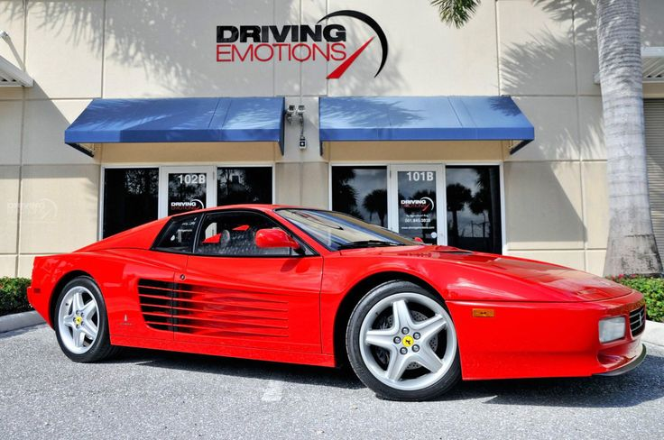 2018 ferrari testarossa. simple ferrari awesome great 1992 ferrari testarossa 512tr ferrari testarossa 512tr  redblack low mileage collector tubi amazing 20172018 check more au2026 with 2018 ferrari testarossa