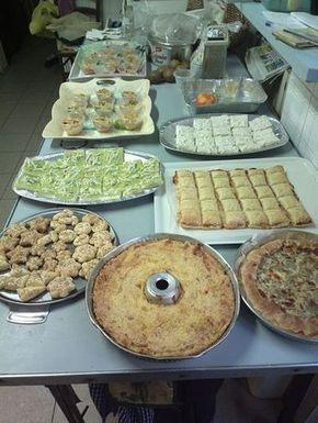 4313 best buffet images on pinterest appetizers buffets for Preparare un brunch