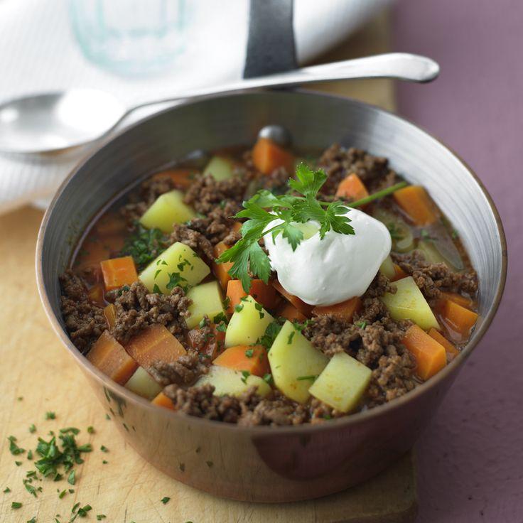 Karotteneintopf mit Tatar Rezepte | Weight Watchers