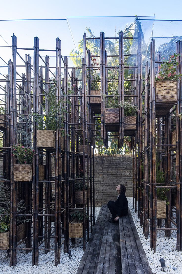 Green Ladder / Vo Trong Nghia Architects