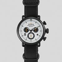 THE RUNWELL CONTRAST CHRONO 41mm