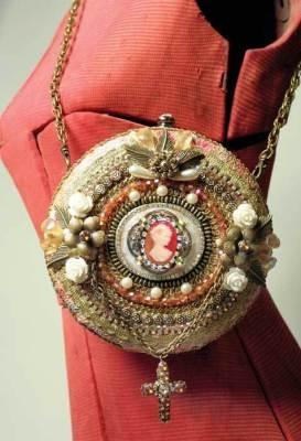Mary Frances iconic purse