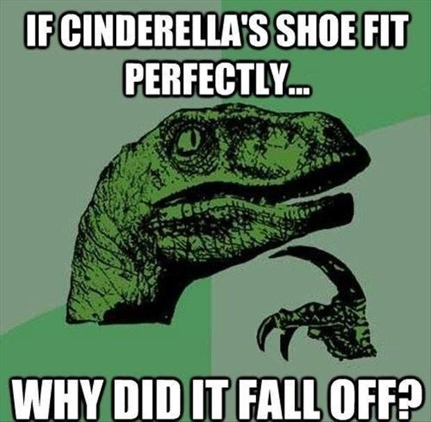 cinderella funny meme :D
