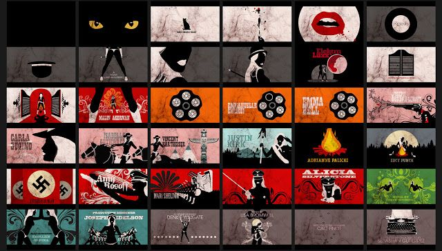 ArtHouse: Elektra Luxx opening title sequence | The Art of t...