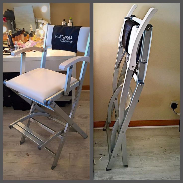 Welcome to our new friend #PlatinumBridal&OccasionMakeU from #Aberdeen. It seems Julia is in love with her new S105 white makeup chair.  #cantonifan #ilovemycantoni #cantonireviews