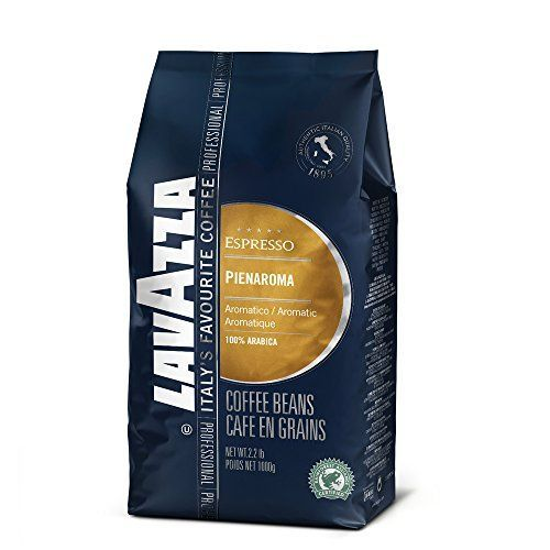Lavazza Espresso Pienaroma Coffee Beans 2.2 lb (pack of 6) * For more information, visit image link.