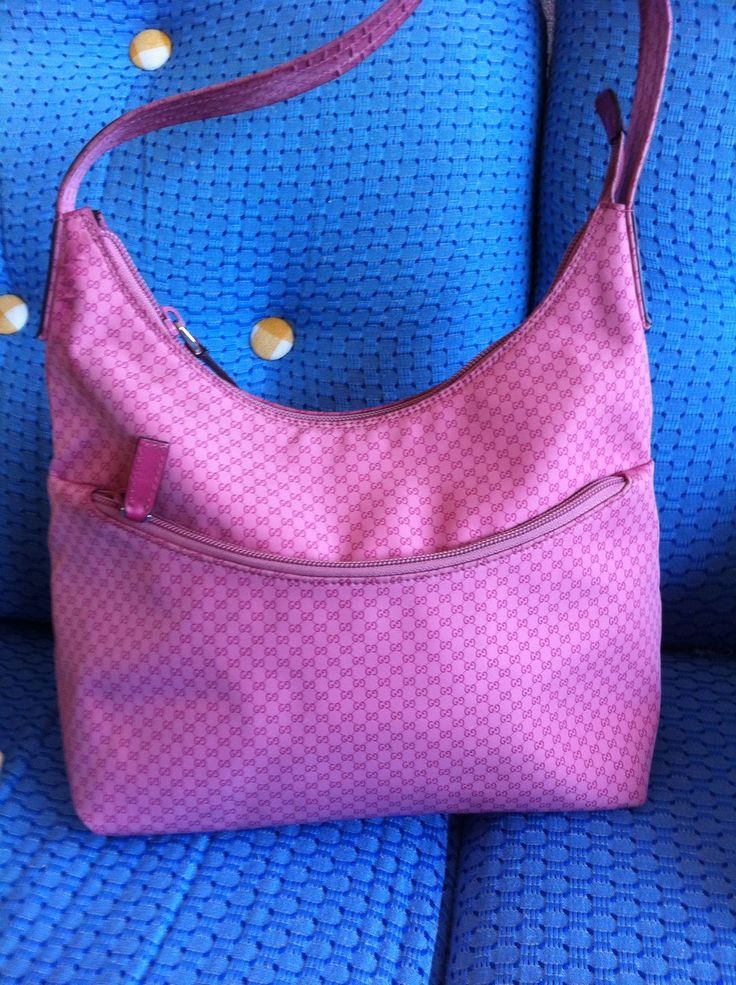 Gucci vintage in pink GG