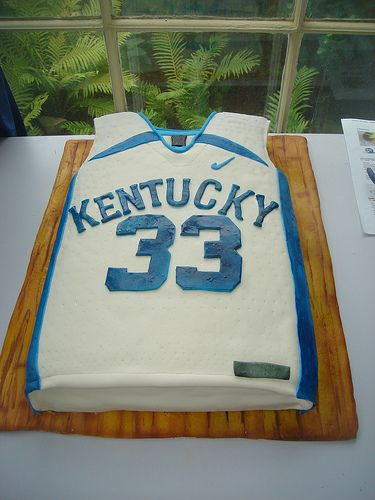 Univ. Kentucky Basketball Jersey by kellysweetrewards, via Flickr