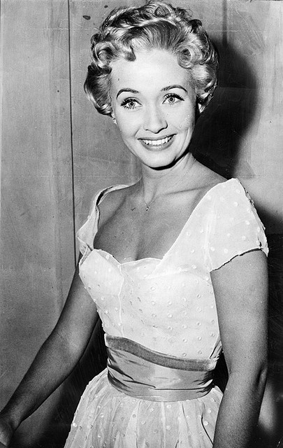 Jane Powell... Amazing voice and cute as can be!