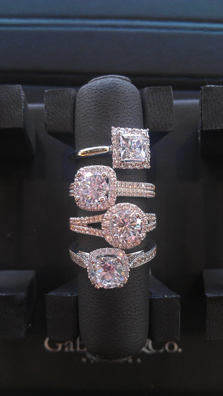 Some Of Our Favorite Styles Gabriel Co Find This Pin And More On Preferred Jewelers International Wedding Day Diamonds Eden Prairie Mn