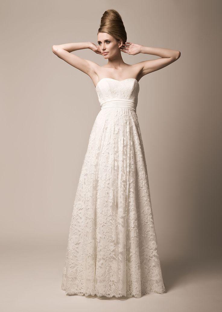 ANNA KARA HELEDORE suknie ślubne Kolekcja 2012
