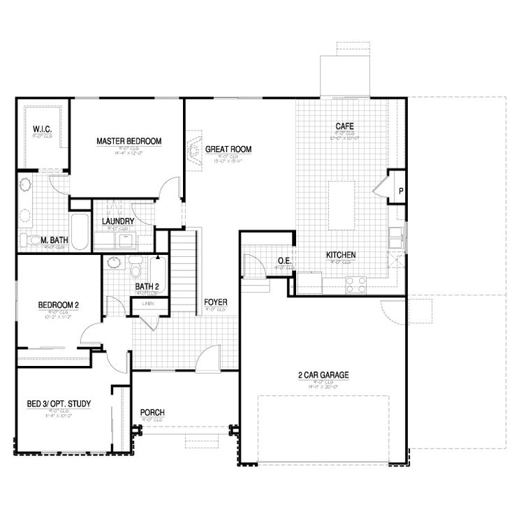 3546081bc1026fc20ffc5ce3398b9885 Vernet Footage Ivory Homes Floor Plan on