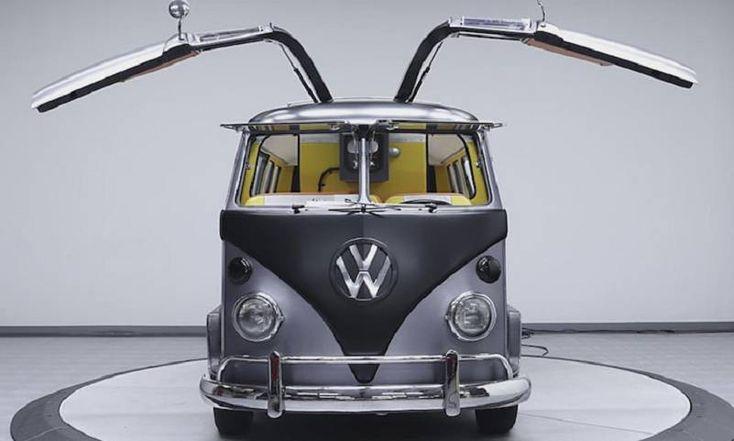 Le Combi VW transformé en Machine à remonter le Temps VW\u0027S - centrifugal pump calculation spreadsheet