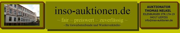 Insolvenz-Auktionshaus: Insolvenzverkauf, Auktion, Versteigerung