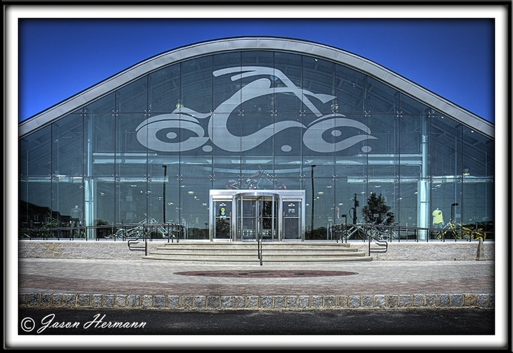 Orange County Choppers bldg