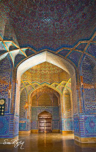 Shahjahan Masjid Mosque, Thatta, Pakistan  √