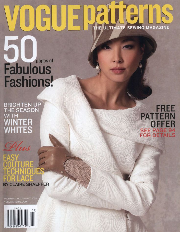 Vogue Patterns - December 2013/January 2014