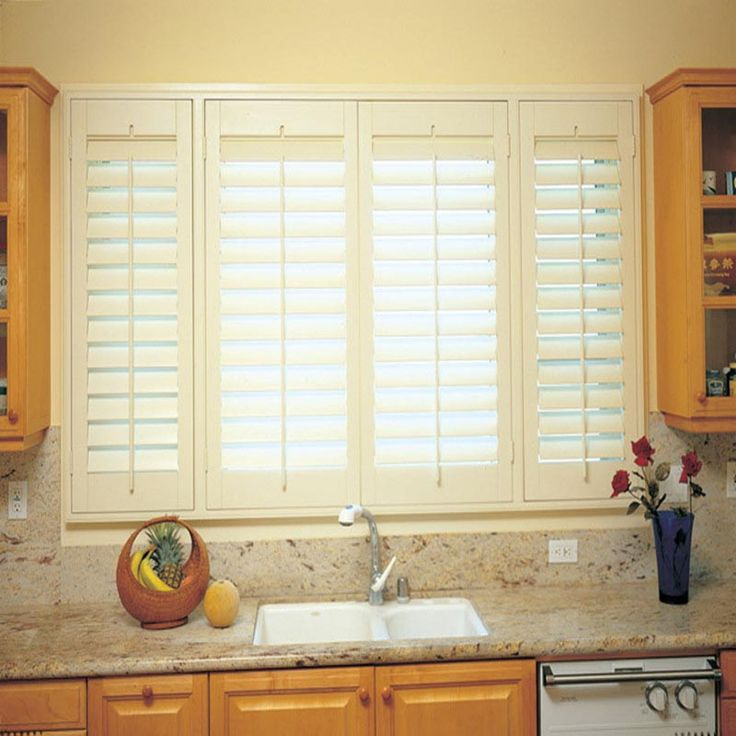 1000+ Ideas About Kitchen Window Blinds On Pinterest