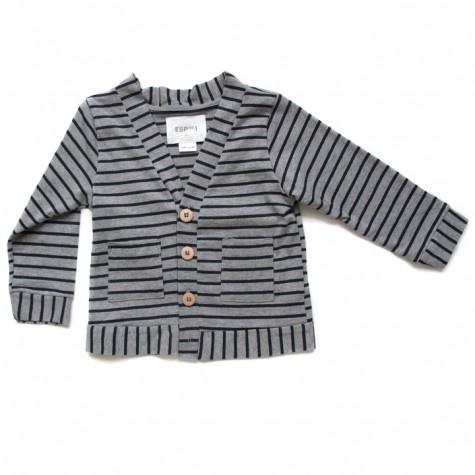 striped jersey cardiganMiniatures Fashion, Casual Style, Stripes Jersey, Jersey Cardigans, Indispen Cardigans, Children Fashion, Indispensable Cardigans, Children Style, Baby'S Fashion