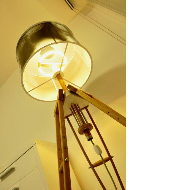 Patient - bad karma lamp