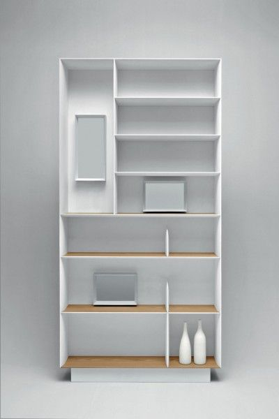 Bookcase - Gio Ponti Official Store. Now available on the official store: http://store.gioponti.org/en/furniture/138-libreria.html  #design #furniture #bookcase