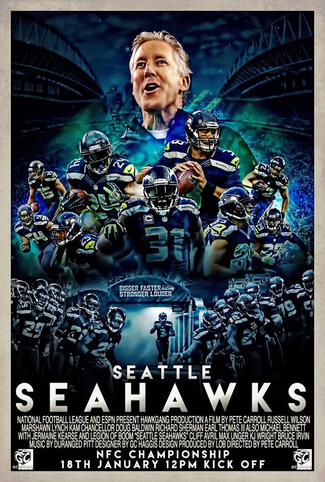 Seattle Seahawks!! #SuperBowlRePete