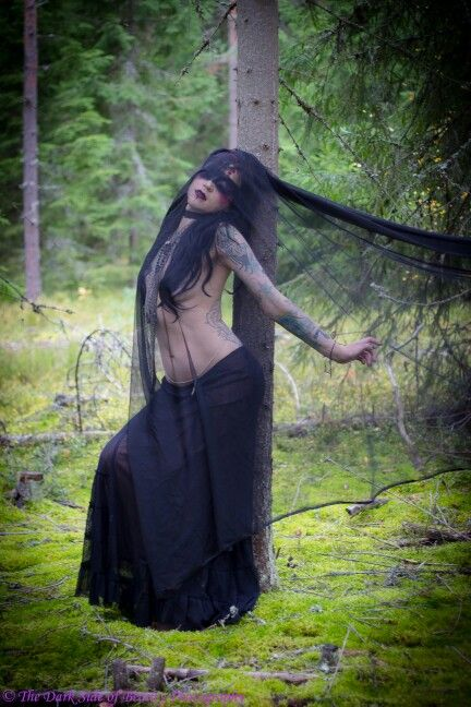 Venomous Demise as Lamashtu by The Dark Side of Beauty Photography