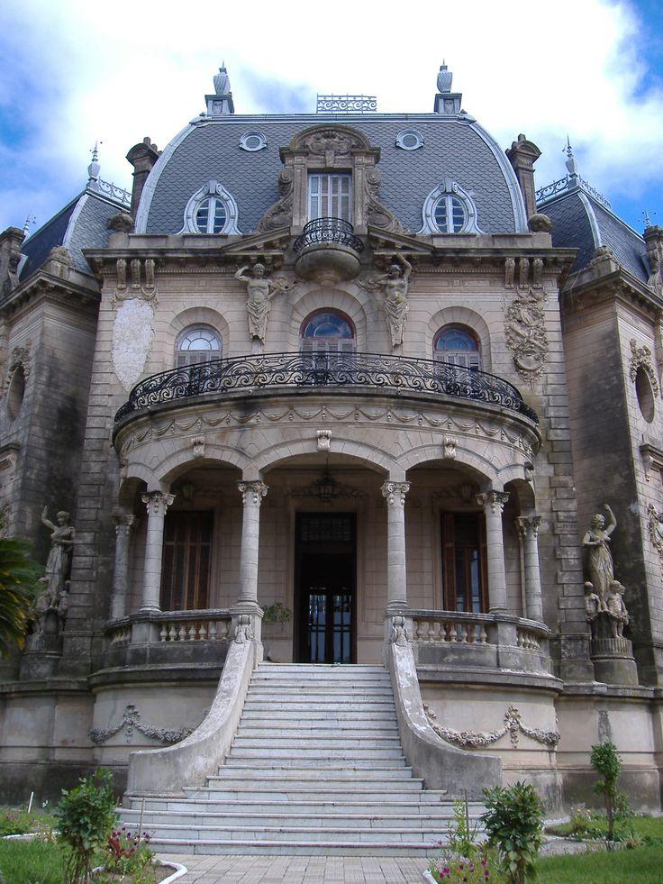 Palacio Arruabarrena (hoy convertido en museo). Concordia, prov. Entre Rios, Argentina