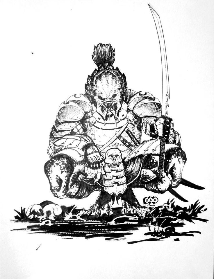490 mejores imágenes de predators en Pinterest | Alien vs predator ...
